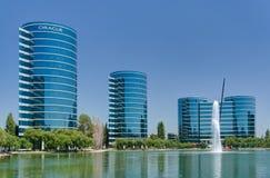 Oracle Corporation światu kwatery główne Fotografia Stock