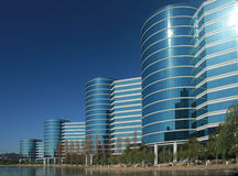 The Oracle Headquarters Royalty Free Stock Images