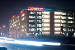 Oracle kontor Arkivbild