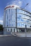 Oracle nt新的办公室在维尔纽斯 免版税库存图片