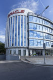Oracle nt new office in vilnius Royalty Free Stock Image