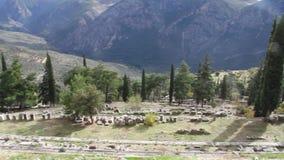 Oracle på Delphi, Grekland