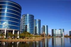 Oracle-Planungs- und Führungsstäbe Stockfotos
