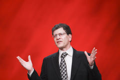 Oracle  Senior Vice President Andy Mendelsohn Stock Photos