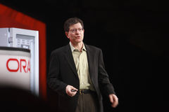 Oracle  Senior Vice President Andy Mendelsohn Royalty Free Stock Photography