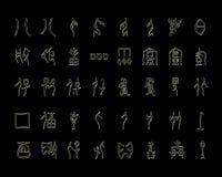 Oracle-Symbol 2. Stockbild