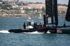 Oracle Team Royalty Free Stock Photography