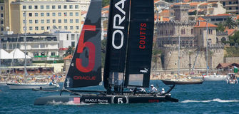 Oracle Team Royalty Free Stock Photos