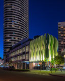 The Oracle Tower Broadbeach. Broadbeach, Qld, Australia on 20th Jan 2016: The Oracle is a two-tower luxury apartment development in Broadbeach on the GC. It Stock Photography