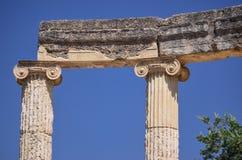 Oracle von Delphi Lizenzfreie Stockfotografie