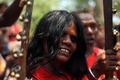 Oracles de Kodungallur Images libres de droits