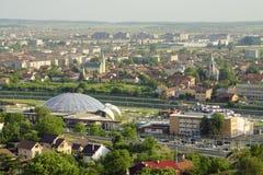Oradea royalty-vrije stock afbeelding