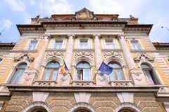 Ρουμανία - Oradea στοκ φωτογραφία