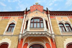 Romania - Oradea Royalty Free Stock Photo