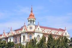 Oradea center art Stock Photo