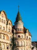 Oradea city center Union Square iconic building Stock Photography