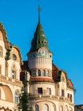 Oradea city center Union Square iconic building Stock Photos