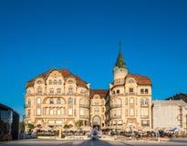 Oradea city centre Stock Photo