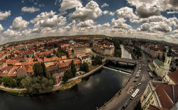 Oradea city Royalty Free Stock Images