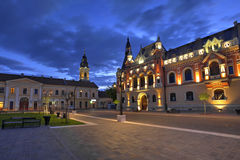 Oradea city, Romania Stock Photos