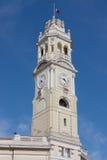Oradea, construção da câmara municipal Imagem de Stock Royalty Free