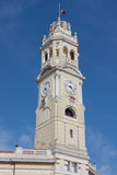 Oradea, construction de la ville hôtel Image libre de droits