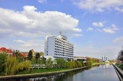 Oradea cris river royalty free stock image