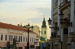 Oradea royalty free stock images