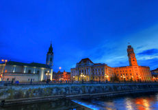 Oradea, Roemenië Royalty-vrije Stock Foto
