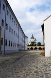 Oradea, Roemenië - 18 kunnen 2016, Citadel Royalty-vrije Stock Afbeeldingen