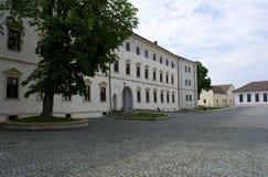 Oradea, Roemenië - 18 kunnen 2016, Citadel Royalty-vrije Stock Foto's