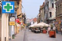Oradea, Rumänien Stockfotografie