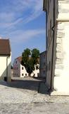 Oradea, Rumania - 18 pueden 2016, ciudadela fotografía de archivo libre de regalías