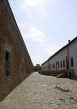 Oradea, Rumania - 18 pueden 2016, ciudadela foto de archivo libre de regalías