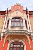 Oradea stad royaltyfri bild