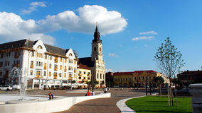 Oradea town Royalty Free Stock Images