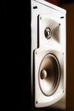 Orador audio Fotografia de Stock