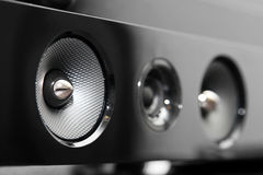 Orador de Soundbar Fotos de Stock Royalty Free