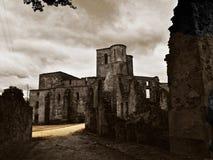 Oradour-Sur-Glane Stock Foto