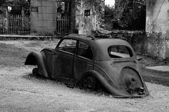 Oradour sur glane Stock Photos