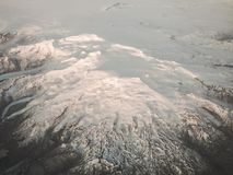 Oraefajokull wulkan Iceland obrazy royalty free