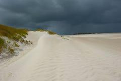 Orage de désert Photographie stock libre de droits