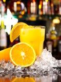 Orage juice Royalty Free Stock Image