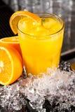 Orage juice Stock Photography