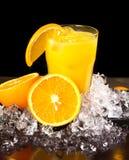 Orage juice Stock Image