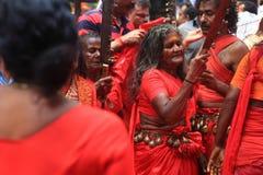 Orakels van Kodungallur Royalty-vrije Stock Foto