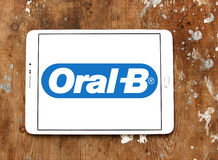 Oral-B logo Stock Photos