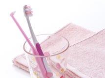 Oral care Stock Photo