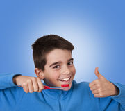 Oral health. In children, dentist royalty free stock photography