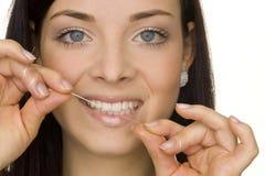 Oral hygiene Stock Photo
